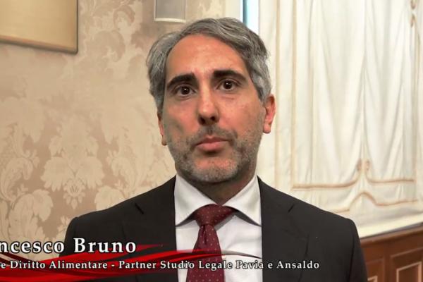 """Il prof. Francesco Bruno presenta volume """"Il diritto alimentare nel contesto globale: Usa e Ue a confronto"""" al Senato"""