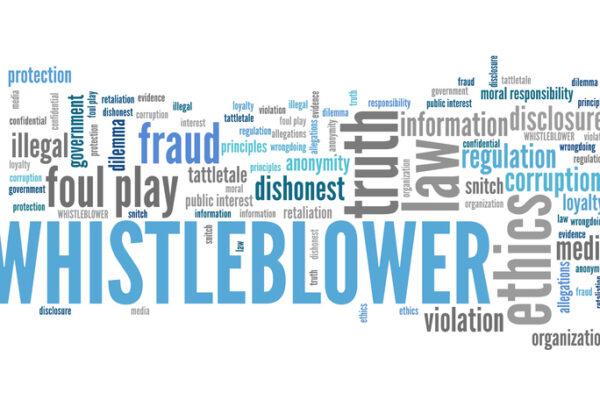 Luci e ombre del whistleblowing – prof. Matteo Benozzo su Formiche